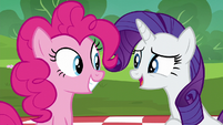 """Rarity """"the wonderful gifts you've gotten each other"""" S6E3"""