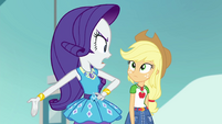 """Rarity """"this is what I'm up against"""" EGROF"""