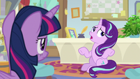 "Starlight ""having a magical emergency"" S9E20"