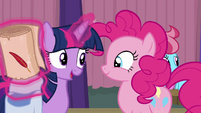 """Twilight """"I'm glad you're excited"""" S9E16"""