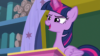 """Twilight """"we'll learn all about them"""" S8E15"""