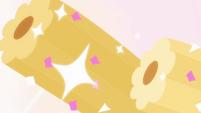 Churros covered in sparkly sprinkles EGSBP