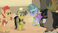 """Daring Do """"I'm never going to give up hope"""" S7E18"""