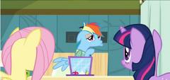 Dash making horse noises S02E16