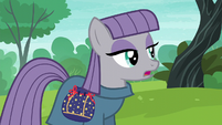 Maud Pie --she gave up her party cannon--- S6E3