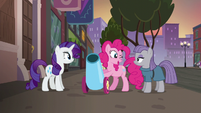 Pinkie Pie --how much of that stuff I go through-- S6E3