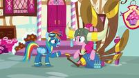 Rainbow -Celestia wasn't so good at acting- S8E18
