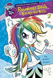 Rainbow Dash Brings the Blitz cover.jpg