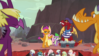 """Smolder """"whether you liked it or not"""" S9E9"""