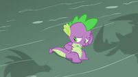 """Spike """"I didn't even think about"""" S7E15"""