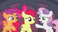 """Sweetie Belle """"how do we know exactly"""" S8E6"""