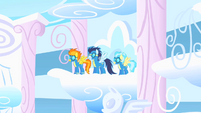 The Wonderbolts Spectating S01E16