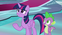 """Twilight """"I didn't know you used to act!"""" S8E7"""