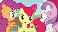 """Apple Bloom """"what other costumes did you bring"""" S7E8"""