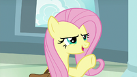 """Fluttershy """"did you know he's actually"""" S9E21"""