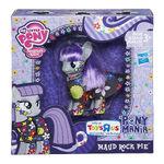 Maud Rock Pie Ponymania doll packaging