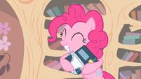 Pinkie Pie still here smile S2E13
