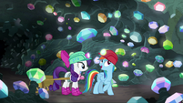 """Rainbow Dash """"something we can agree on!"""" S8E17"""