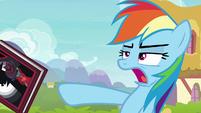 "Rainbow Dash ""what a yawn fest!"" S8E17"