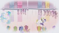 Rarity Prince Blueblood Rarity's Gala Fantasy S1E3