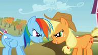 S01E13 Rainbow Dash i Applejack