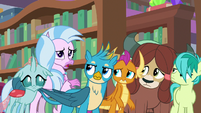 """Silverstream """"get back to studying"""" S8E22"""