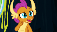 """Smolder """"it did call us all here"""" S9E3"""