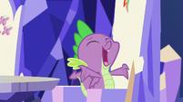 "Spike ""isn't he the best?"" S8E24"