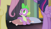 Spike -didn't know they were literally enchanted- S4E06