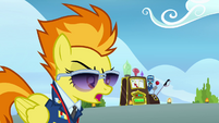 Spitfire 'You asked for it' S3E07
