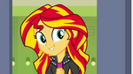 Sunset Shimmer talking about the new her EG2