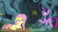 """Twilight Sparkle """"we could try the handle"""" S7E20"""
