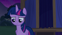 Twilight Sparkle feeling ashamed S6E6