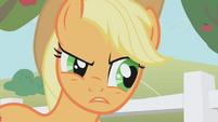 Applejack serious face S01E03