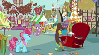 "Discord ""back to Sweet Apple Acres"" S9E23"