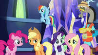 """Fluttershy """"sorry if we made you feel left out"""" S5E22"""