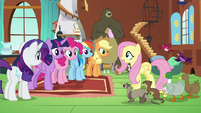 """Fluttershy """"you all taught me so much"""" S7E5"""