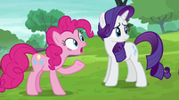 """Pinkie Pie """"are your hooves dirty?"""" S6E3"""