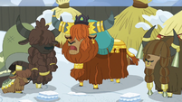 Prince Rutherford -snow sandwich lose novelty!- S7E11