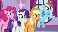 "Rainbow Dash ""you dance great!"" S9E7"