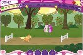 RiM Earth pony race Twinkleshine and Berryshine