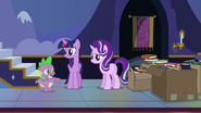 S06E25 Spike, Twilight i Starlight