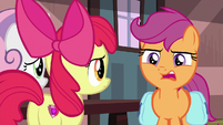 "Scootaloo ""for a month"" S9E12"