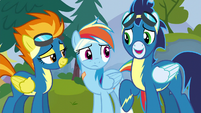 """Soarin """"you know why they call me that?"""" S6E7"""