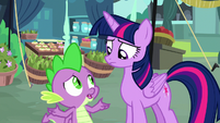 """Spike """"gotta be something we can do"""" S8E18"""