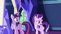 """Starlight """"your friendship problem is in Ponyville"""" S7E15"""