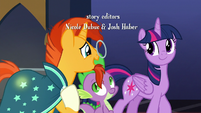 """Sunburst """"what an honor this is!"""" S8E8"""
