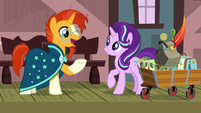 Sunburst -how have we never talked about this-- S7E24