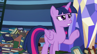 """Twilight """"I just wish he wasn't such a"""" S8E24"""