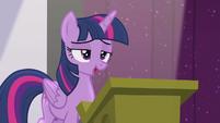 Twilight --the future of Equestrian magic-- S5E25
